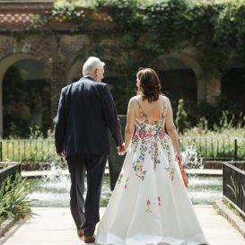 belvedere holland park wedding