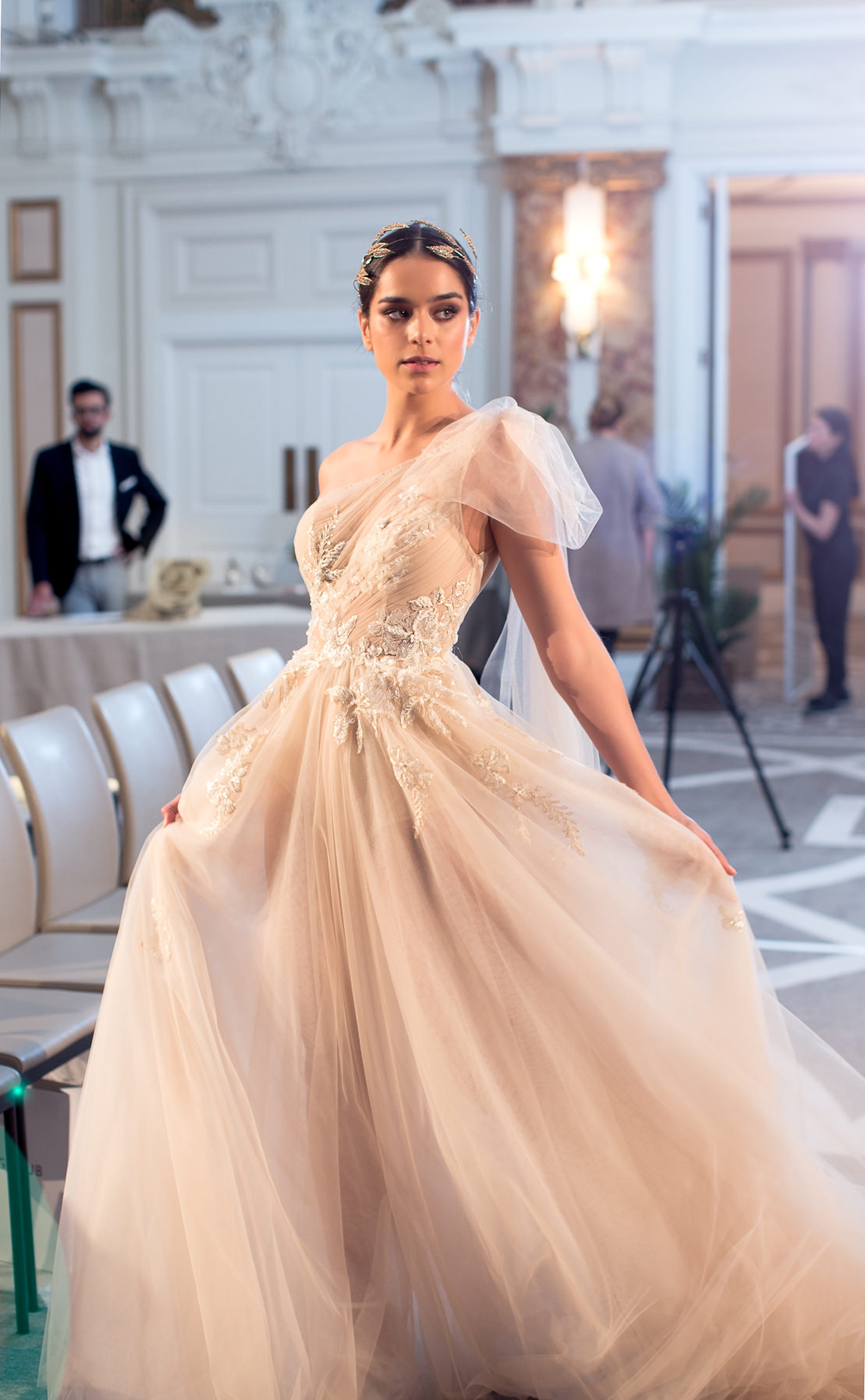 Berta Bridal & MUSE by Berta European Runway Launch London The Wedding Club